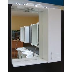 Oglinda cu dulap Clasic 65 cm