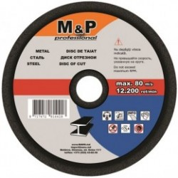 Disc abraziv pt metal 125x1.2x22