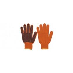 Manusi PVC portocaliu 313511