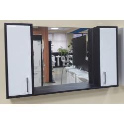 Oglinda cu dulap PARVA 100 cm