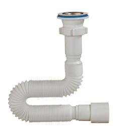 Sifon hidroflex cu scurgere 1 1/4'*40/50*120cm A 3014