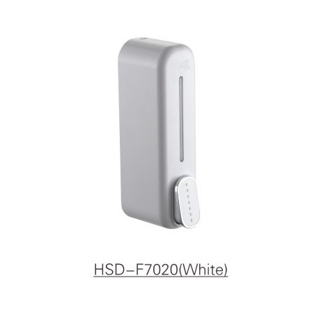 Dozator sapun plastic HSD-7020 WHITE