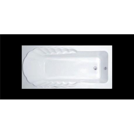 Cada baie acryl 33006 cu suport si masca fata 150x70