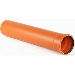 Труба KompactKIT PVC D.110 x 110 x 2.2 mm / 3 m